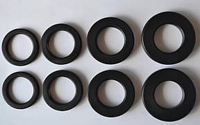 Набор маленьких дисков (блинов) 125-250-500-750 грамм, фото 2