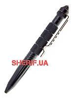 Тактическая ручка с титановым наконечником (куботан) Black 10858