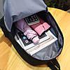 Рюкзак Thrasher черный (реплика), фото 5