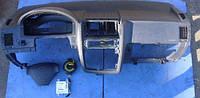 Торпедо комплект безопасности Airbeg (передняя панель, подушка безопасности пассажира в торпедо, подушка руля,