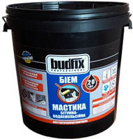Мастика битумно-каучуковая Budfix, 20 кг