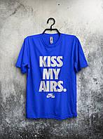 Футболка Nike Kiss My Airs (Найк Кисс Май Аирс)