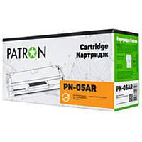 Картридж Patron (PN-05AR) HP LJ P2035/P2055D/2055DN Black (аналог CE505A)