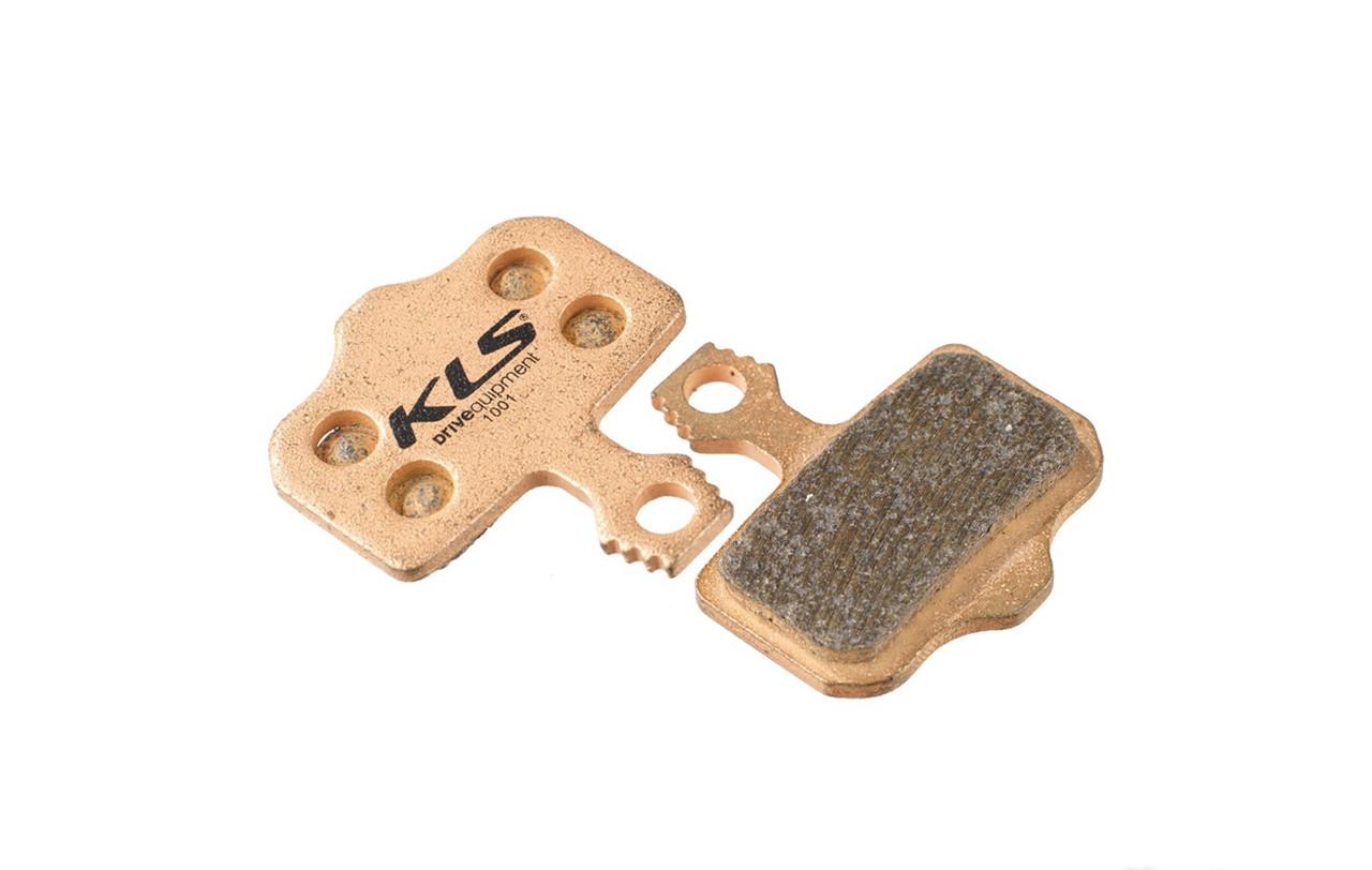 Колодки гальмiвні дискові D-01s для AVID Elixir CR напiвметал (9900225) KLS
