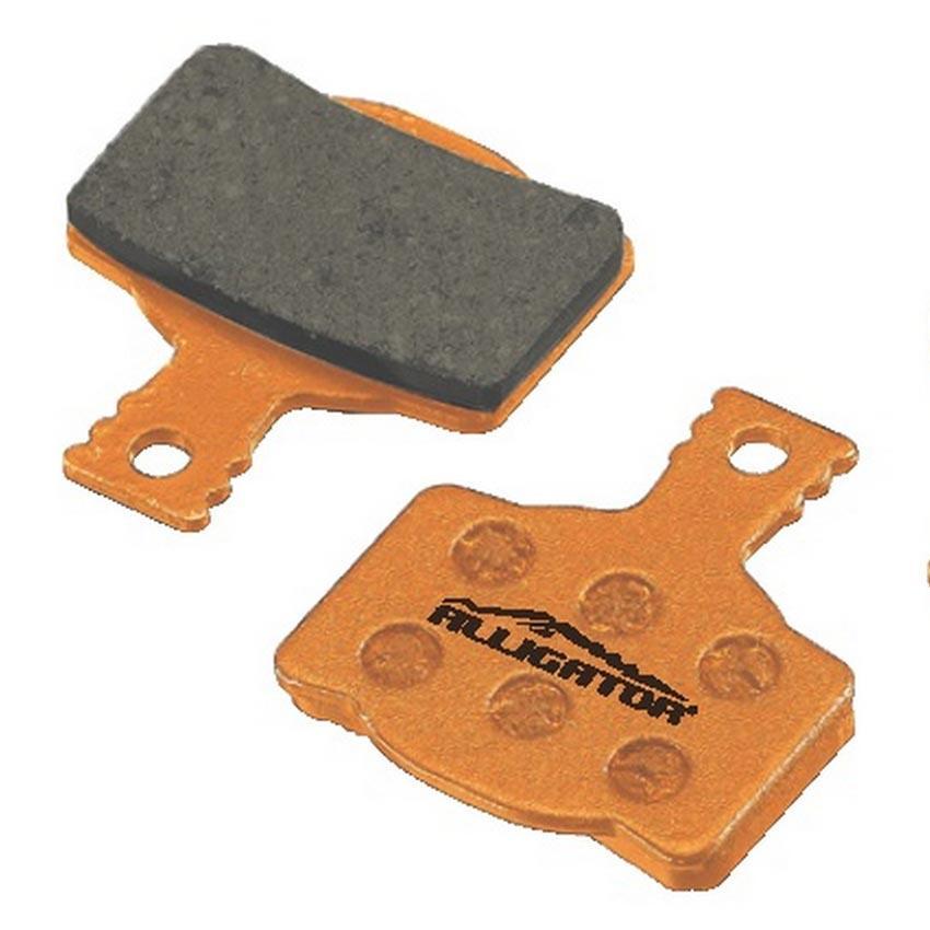 Тормозные колодки Disc Alligator HK-VX041 для Magura MT2 / MT4 / MT6 / MT8 органика