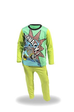 Комплект пижама детская подросток Batman, фото 2