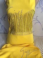 Платье-майка удлиненное 11 ЦВЕТОВ р-ры 42-48