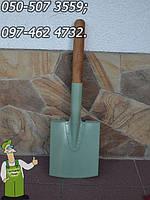Сапёрная лопатка с дубовым черенком (Украина) — походный инвентарь для туриста, рыбака и водителя