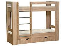 Кровать двухъярусная Дуэт 3