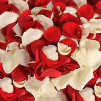 Хлопушки праздничные, разные виды Лепестки роз
