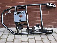 Крепление для запасного колеса на Toyota Land Cruiser 100 1998-2008 (LC100, HDJ100, J10)