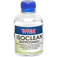 Изопропанол WWM для очистки лезвий, фотобарабанов 200г (CL07)
