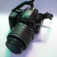 Фотоаппарат Nikon D3100+18-55mm f\3,5-5,6G VR