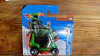 Машинка Hot Wheels Grass Chomper