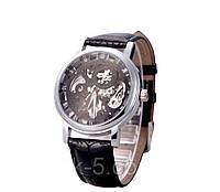 Часы мужские Winer black механические
