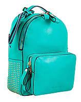 Сумка - рюкзак, мята, 26*18*9, фото 1