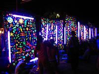 Флуоресцентная краска для ПВХ и рекламы Noxton