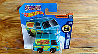 Машинка Scooby-Doo! The Mystery Mashine Hot Wheels