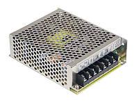 Блок живлення Mean Well RS-50-48 В корпусі 52.8 Вт, 48 В, 1.1 А (AC/DC Перетворювач)