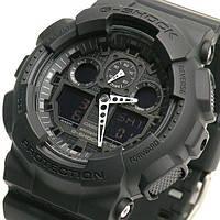 Мужские часы Casio G-Shock All black