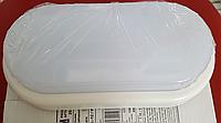 Светильник светодиодный (Led) Oval - 8 W 6500 K / white IP 54 Овал белый, ELM