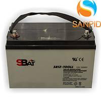 Аккумуляторная батарея Sbat SB 12-100LL