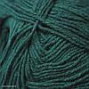 Пряжа для машинного вязания Vivchari Коттонель 550 м, изумруд