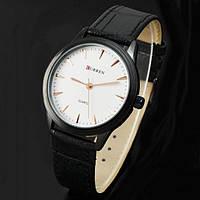 Часы мужские Curren black-white