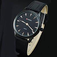 Часы мужские Curren black-black
