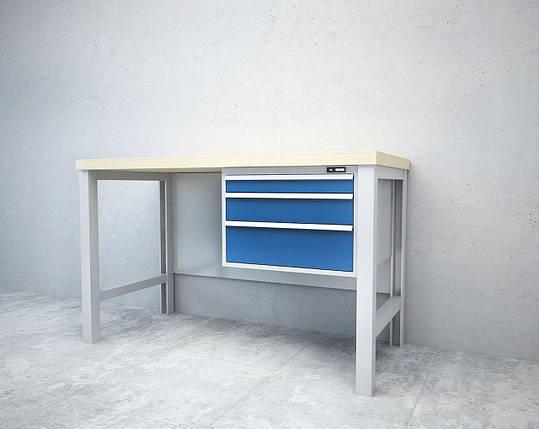 Стол металлический, фото 2