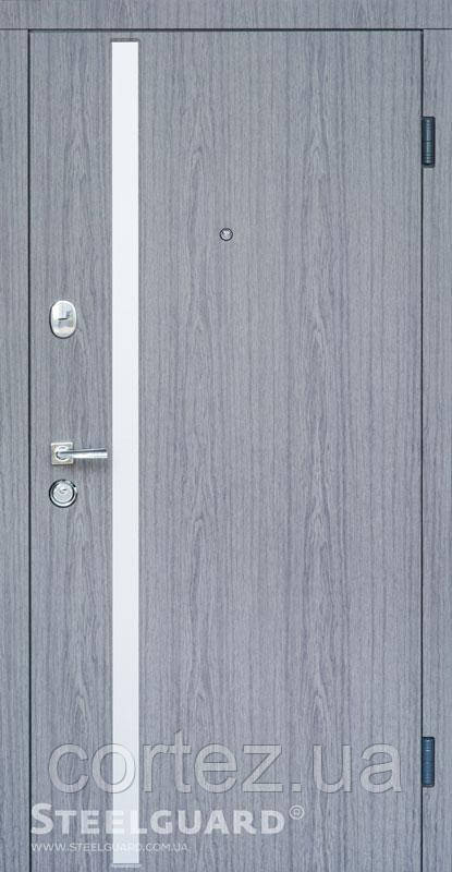 Входные двери AV-1 Grey