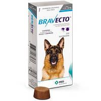 БРАВЕКТО (BRAVECTO)  L - таблетка от блох и клещей для собак 20-40 кг