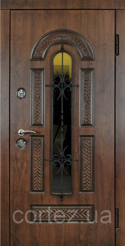 Входная дверь ТМ Стилгард Vikont