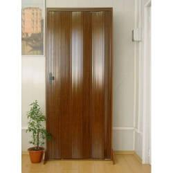 Двери гармошка без стекол 810х2030х6мм