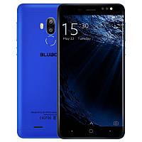 """Bluboo D1 5.0"""" HD 2 GB RAM 16 GB ROM MTK6580A 4 ядра 2600 мАч Android 7.0 8.0MP Blue, фото 1"""