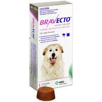 БРАВЕКТО (BRAVECTO) XL - таблетка от блох и клещей для собак 40-56 кг