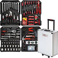 TecTake 251 Набор инструментов в алюминиевом чемодане