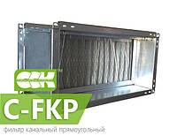 Канальный фильтр прямоугольный C-FKP