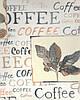 Тканевые ролеты Кофе
