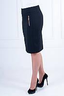 Летняя юбка из костюмной ткани Эльза   Размеры: 42,44,46,48,50.52 (О.М.Д.)