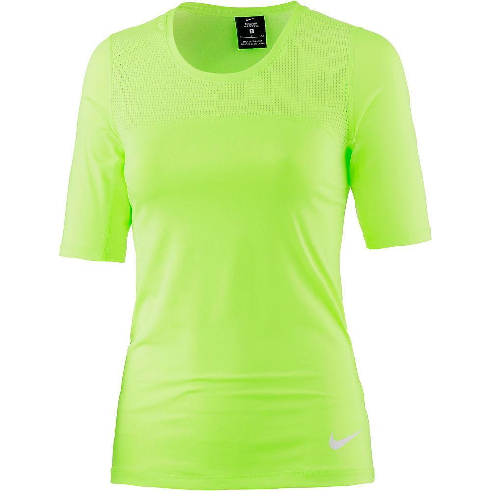 Женская футболка NIKE np hprcl top (832054-367)