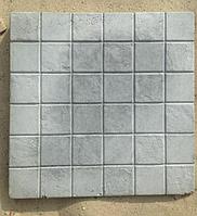 Плитка тротуарная литая