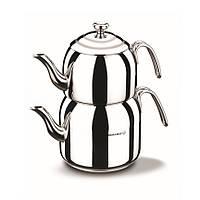 Набор чайников Maxi 1,1 л / 2,3 л Droppa Korkmaz A057