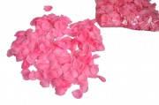 Лепестки роз искуственные разные цвета 200 гр розовые
