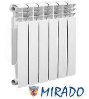 Радиатор биметалл MIRADO Bimetall 500-10 16 атм