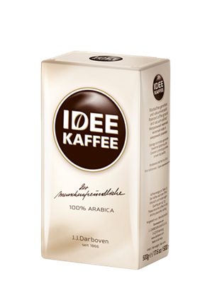 Молотый кофе  Idee Kaffee Classic 500г