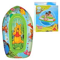 Плотик детский для плавания Винни.