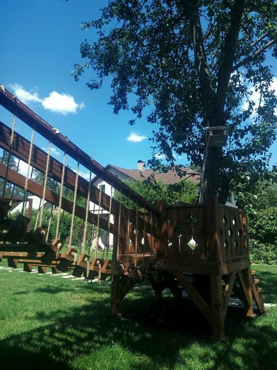 Детский домик на дереве, фото 1