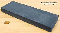 Абразивный точильный камень для заточки NANIWA Professional 600 grit(210x70x20 мм), фото 1