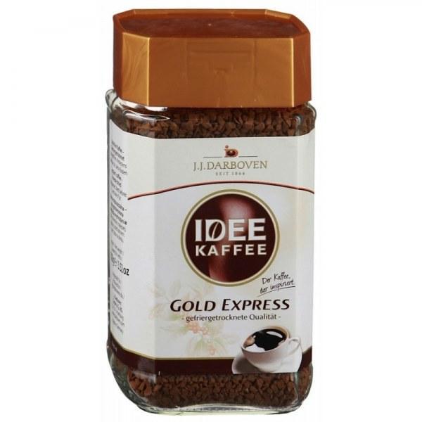 Кофе растворимый Idee Kaffee Gold Express, 200г